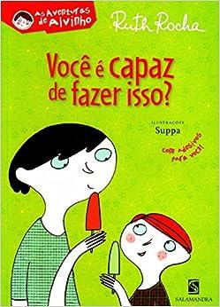Voce E Capaz De Fazer Isso? (Em Portuguese do Brasil): Nao Consta