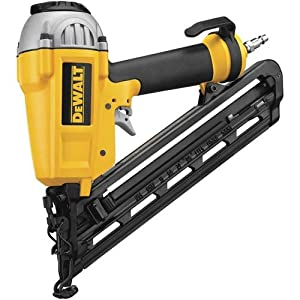 Factory-Reconditioned Dewalt D51276KR 15-Gauge 1 in. - 2-1/2 in. Angled Finish Nailer Kit