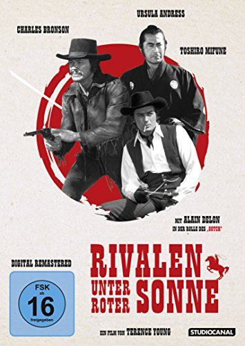 Rivalen unter roter Sonne - Digital Remastered