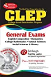 img - for CLEP General Exams w/ CD-ROM (CLEP Test Preparation) by Joseph A. Alvarez M.A. (2004-05-25) book / textbook / text book