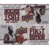 "2008/09 Upper Deck First Edition Basketball 36-Pack Boxvon ""Unbekannt"""