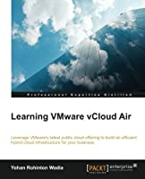 Learning VMware vCloud Air Front Cover