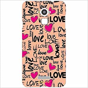 Design Worlds Back Cover Coolpad Note 3 - Phone Cover Multicolor
