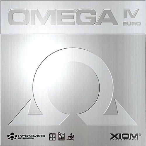 Rivestimento Xiom Omega IV Euro, nero, 2,0 mm