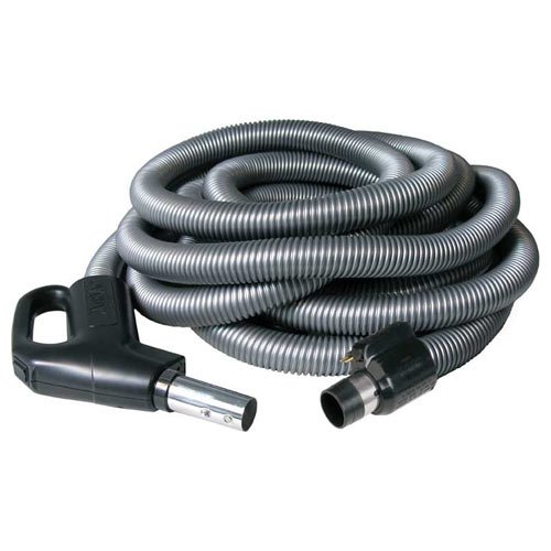 Find for AirVac Central Vacuum Deluxe SuperSystem Hose, 30 Ft.