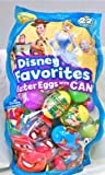 Disney Favorites 22 Easter Eggs Filled With Candy (Cars, Toy Story, Phineas and Ferb, Fairies, Princesses)