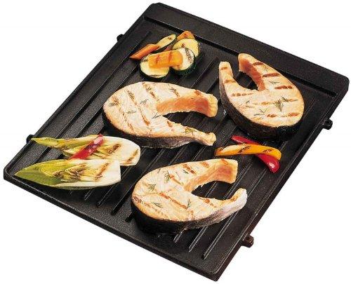 Barbecue Genius 11221 Cast Iron Griddle