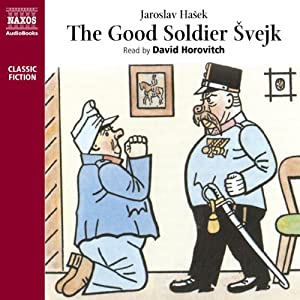 The Good Soldier Svejk Audiobook