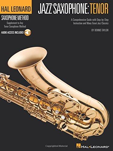 Jazz Saxophone: Tenor (Book & CD)