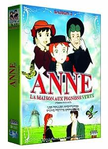 Anne et la maison aux pignons verts saison 2 dvd for Anne la maison aux pignons verts