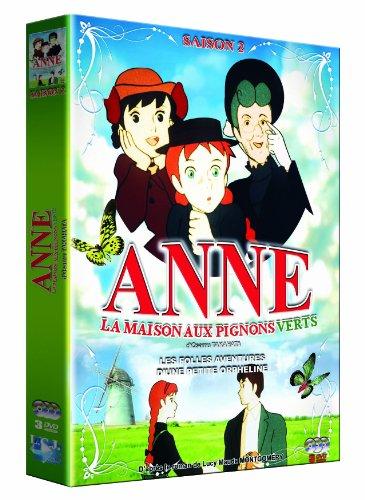 Anne, la maison aux pignons verts - Saison 2