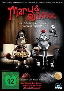 Mary & Max - oder: Schrumpfen Schafe, wenn es regnet?