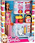 Barbie Doll & Kitchen Accessory