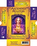 img - for Ascended Masters Oracle Cards: 44-Card Deck and guidebook book / textbook / text book