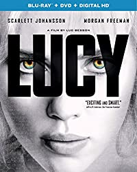 Lucy (Blu-ray + DVD + DIGITAL HD with UltraViolet)