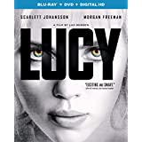 Scarlett Johansson (Actor), Morgan Freeman (Actor), Luc Besson (Director)|Format: Blu-ray  24 days in the top 100 (449)Buy new:  $34.98  $19.99 24 used & new from $14.99