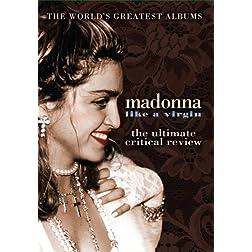 Madonna Like A Virgin