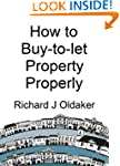 How to Buy-to-Let Property Properly