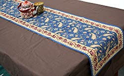 Shana Paisley Table Runner