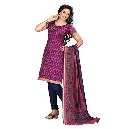 Vismay Cotton Pattola Women's Dress Material | Kerala ...