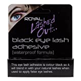 Royal Black False Eyelash Adhesive (7g) (Waterproof Formula)