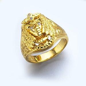 Anubis Wedding Ring