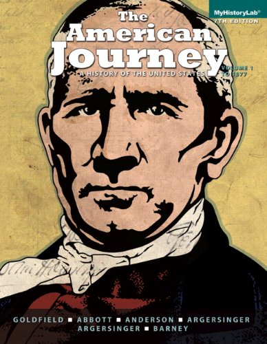 The american journey volume 2 7th edition