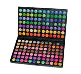 Eforstore Professional 168 Full Color Neutral Warm Eyeshadow Makeup Palette Eye Shadow Camouflage Cosmetics Set