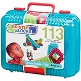 Battat Bristle Block 113 Piece Set