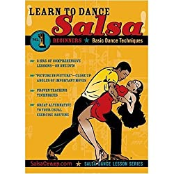 Learn to Salsa Dance Video Series, Vol 1: Salsa Dancing Guide for Beginners