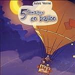 5 semaines en ballon | Jules Verne