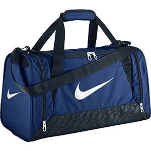 Nike Brasilia 6 Small Duffel Bag Deep Royal Blue