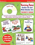 img - for Teaching Tunes Audio Cd And Mini-books Set: Favorite Songs book / textbook / text book