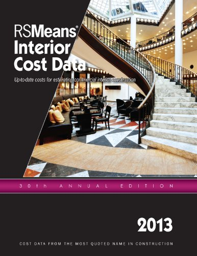 RSMeans Interior Cost Data 2013 - RS Means - RS-Interior - ISBN: 1936335654 - ISBN-13: 9781936335657
