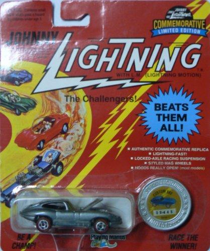 Johnny Lightning The Challengers Custom XKE Series I - 1