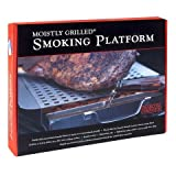 Moistly Grilled' Smoking Platform Grill Topper