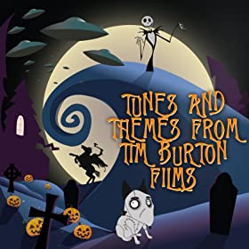 Tunes and Themes from Tim Burton Films