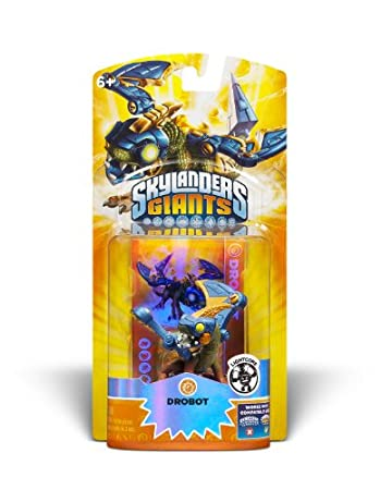 Activision Skylanders Giants Lightcore Single Character Drobot