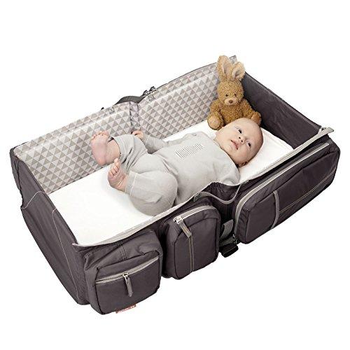 Delta Baby 36001006 Borsa Fasciatoio Baby Travel