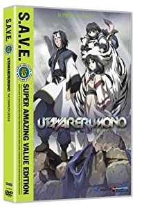 Utawarerumono: The Complete Series Box Set S.A.V.E.