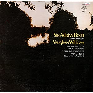 Sir Adrian Boult conducts Ralph Vaughan Williams* Vaughan Williams - Symphony No. 6, The Lark Ascending