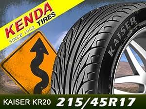 KENDA/ケンダ タイヤ 1本 KAISER/カイザー KR20 215/45R17
