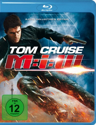 M:I:3 - Mission: Impossible 3 [Blu-ray] [Collector's Edition]