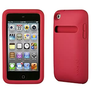 Speck Products KangaSkin Case for iPod Touch (Chili Pepper Red)