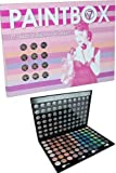 W7 - Paintbox 77 Shades of Amazing Eye Shadows - AMC43814