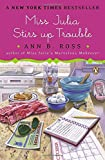 img - for Miss Julia Stirs Up Trouble: A Novel book / textbook / text book