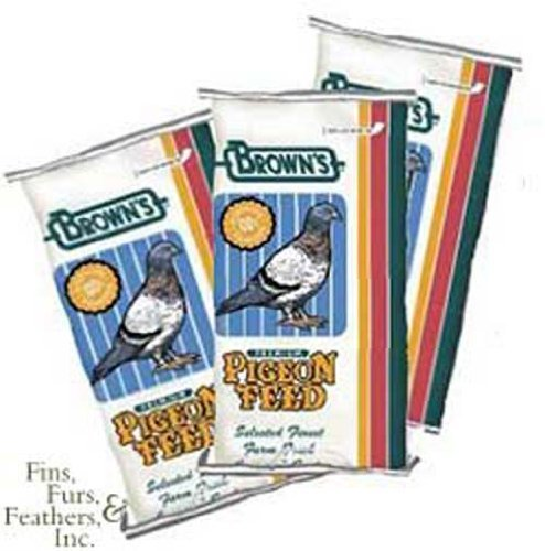 Fm Browns Bbn41702 Parks Pigeon Food, 50-Pound