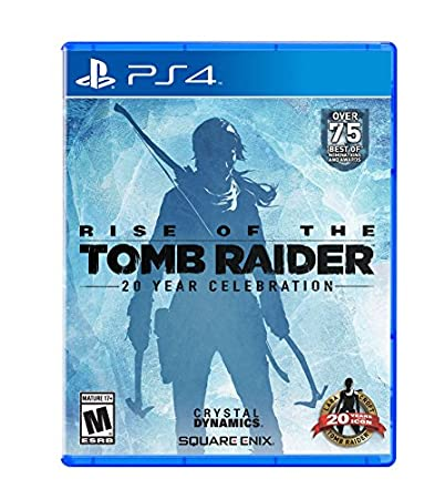 Rise of the Tomb Raider: 20 Year Celebration - PlayStation 4