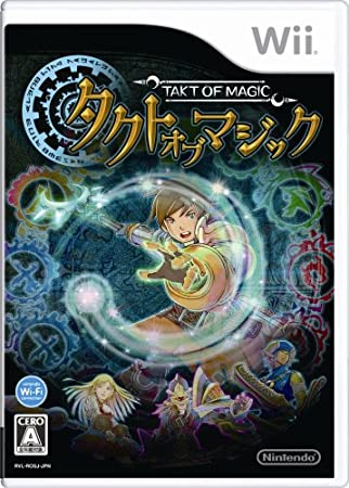 Tact of Magic [Japan Import]