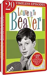 Leave It To Beaver - 20 Timeless Episodes - Embossed Slim Tin from Shout! Factory / Timeless Media